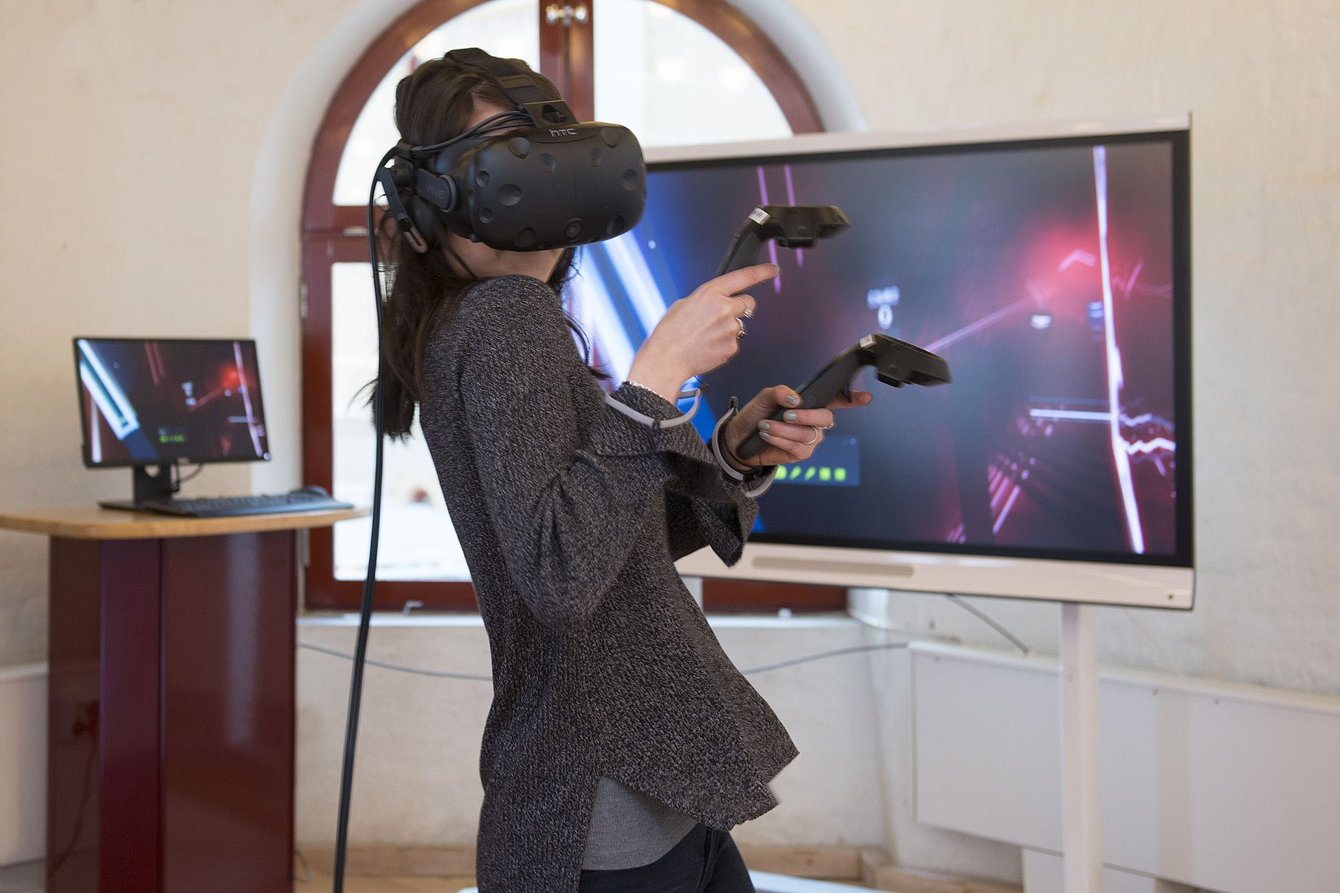 Testa VR- fantasytema