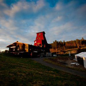 www.ricke.se,  © Malå kommun, Lappland Woodstock