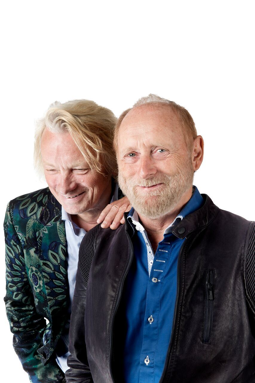 Jan Eggum & Halvdan Sivertsen