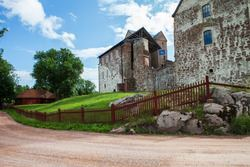 Visit the Åland castle and other sights. Biking package 4 days.