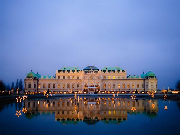 Musik: Wien - drömmarnas stad!