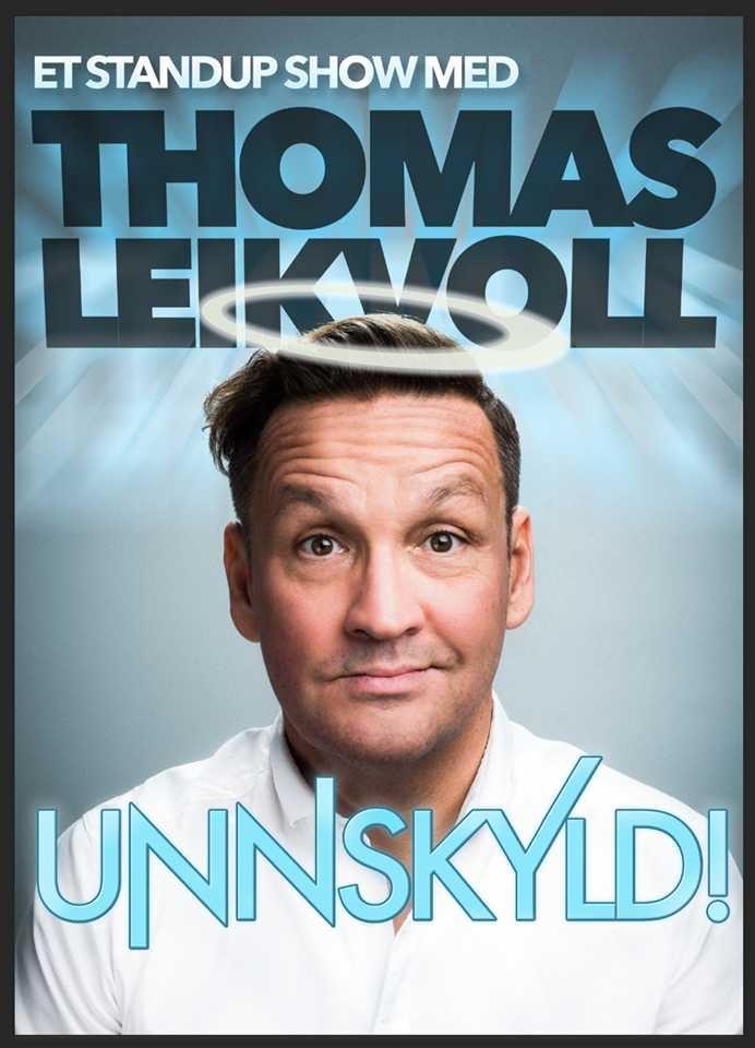 © Thomas Leikvoll, Thomas Leikvoll - Unnskyld!
