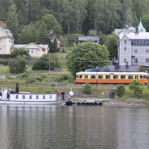 Nostalgituren med Å/F Runn