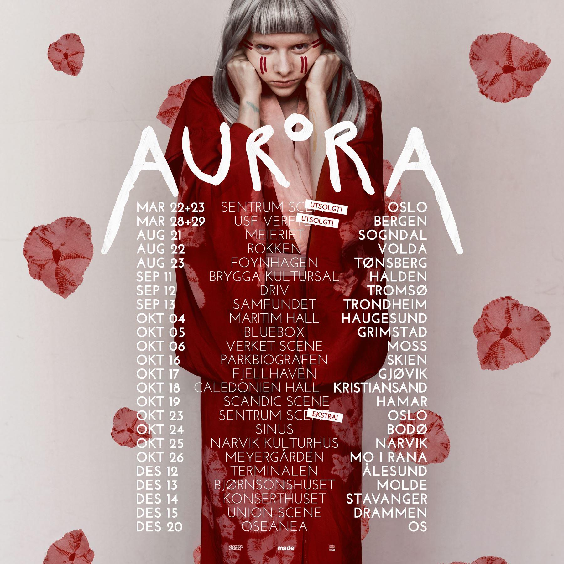 © AURORA, Narvik Kulturhus, AURORA