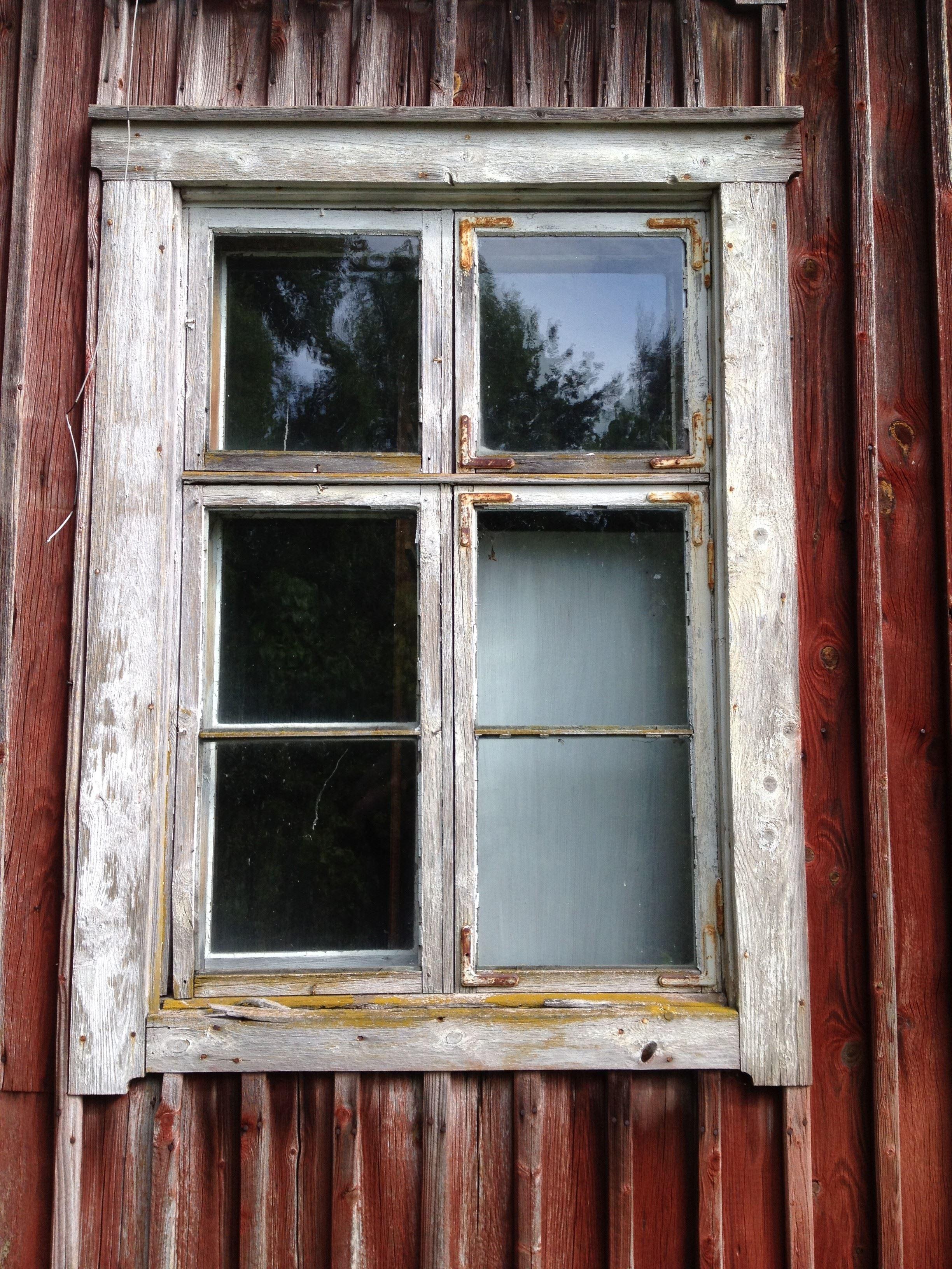 Fönsterrenoveringskurs, Gamla mejeriet i Fliseryd