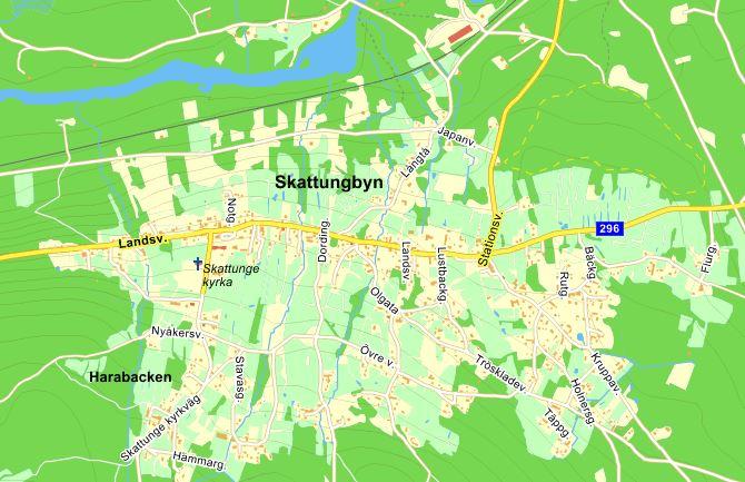 Sångläger i Skattungbyn