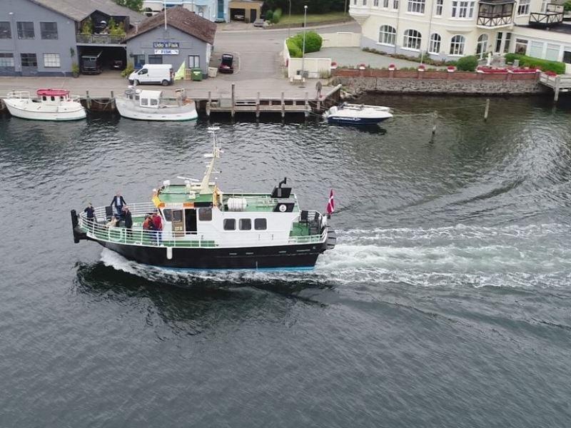 2. Brunsnæs - Egernsund