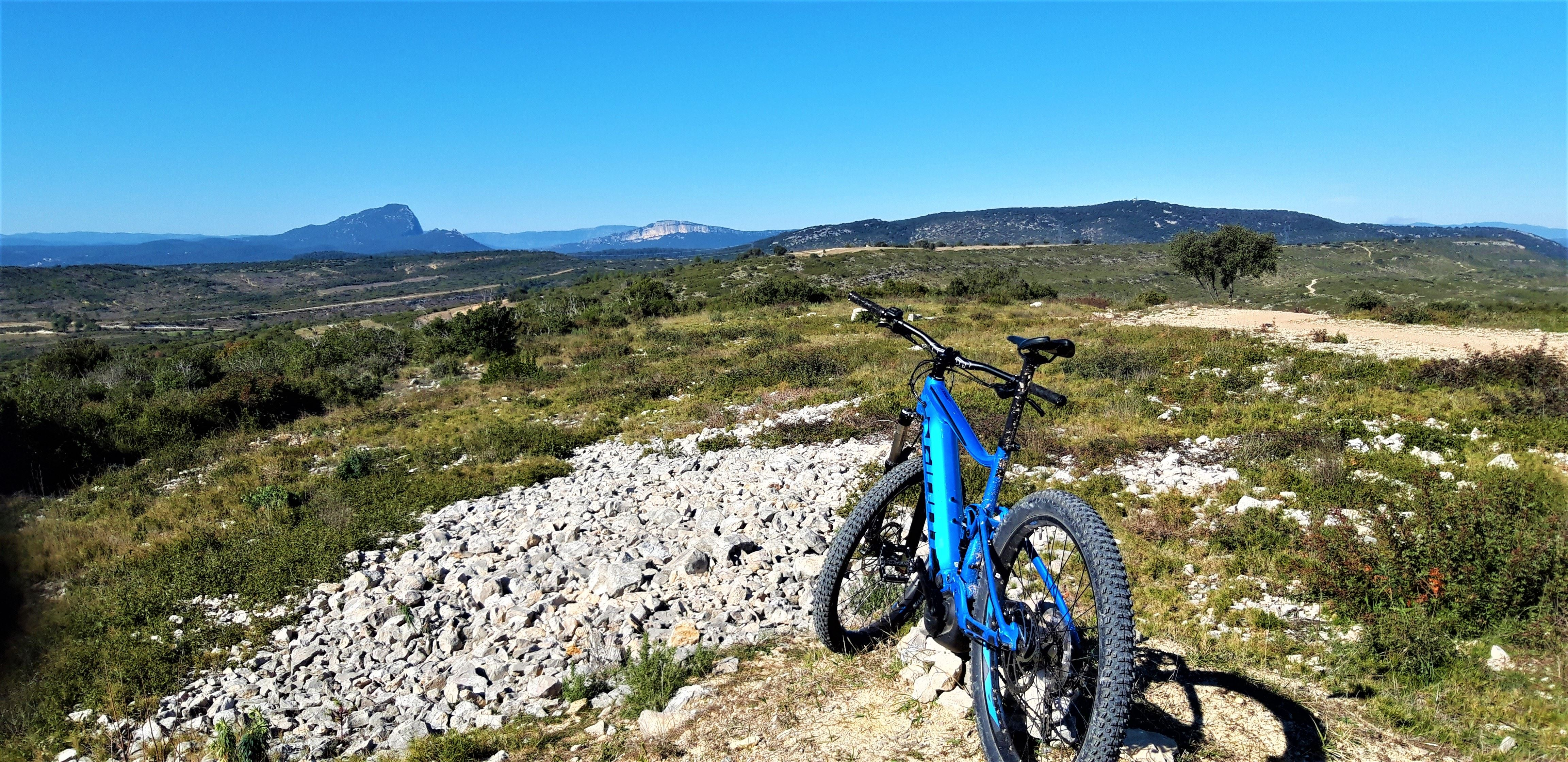 Sport and inheritance in electric MTB with Seb Eco Bike