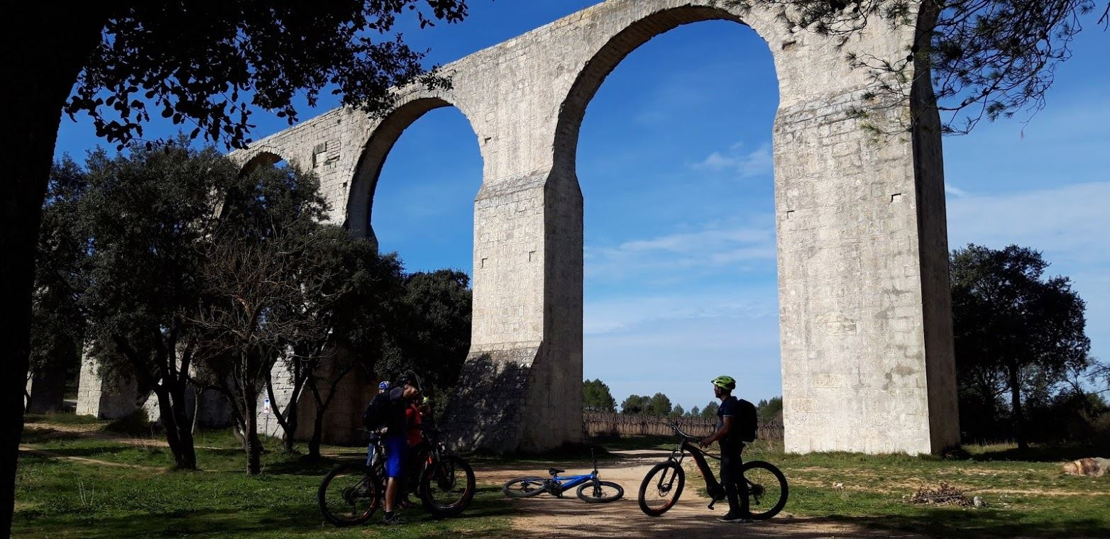 Wine tour in electric mountain bike with Seb Eco Bike