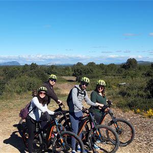 Sport et patrimoine en VTT électrique avec Seb Eco Bike
