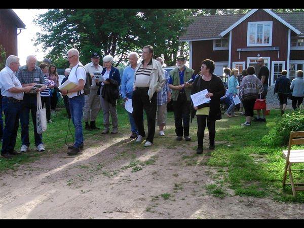 Byvandring i Boberg och Björkled