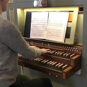 Invigningskonsert av Gustafs orgeldagar