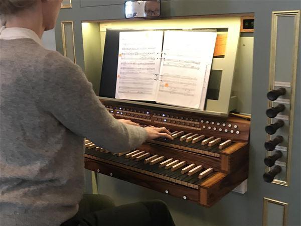 Orgelmässa
