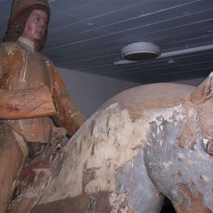 Mats Larsson, Arkeologidagen