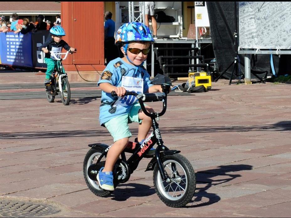 Vasaloppet - Barnens Vasalopp cykel