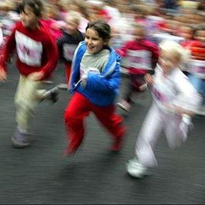 Vasaloppet - Barnens Vasalopp löpning