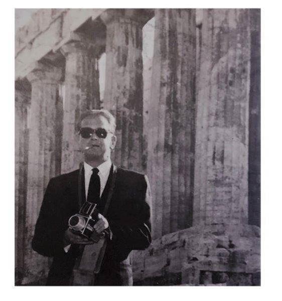 Dag Hammarskjöld,  © © Hammarskjöld Inversio, Dag Hammarskjöld, Akropolis