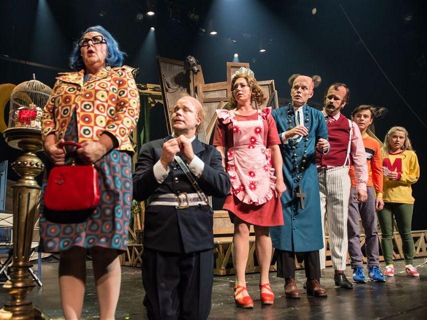 Teater: LasseMaja och Hamletmysteriet