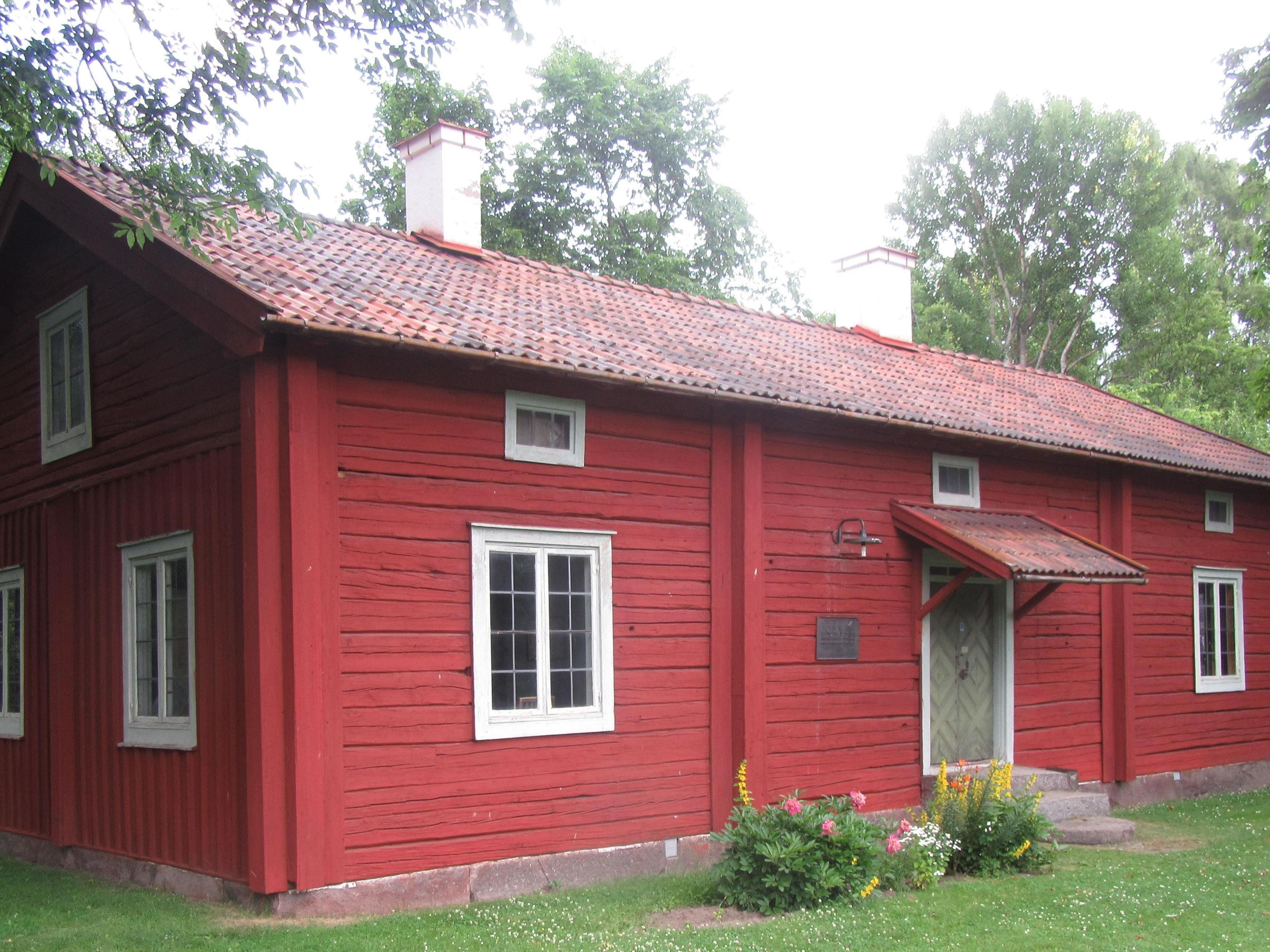 Erik Thorell., Hembygdgårdens dag