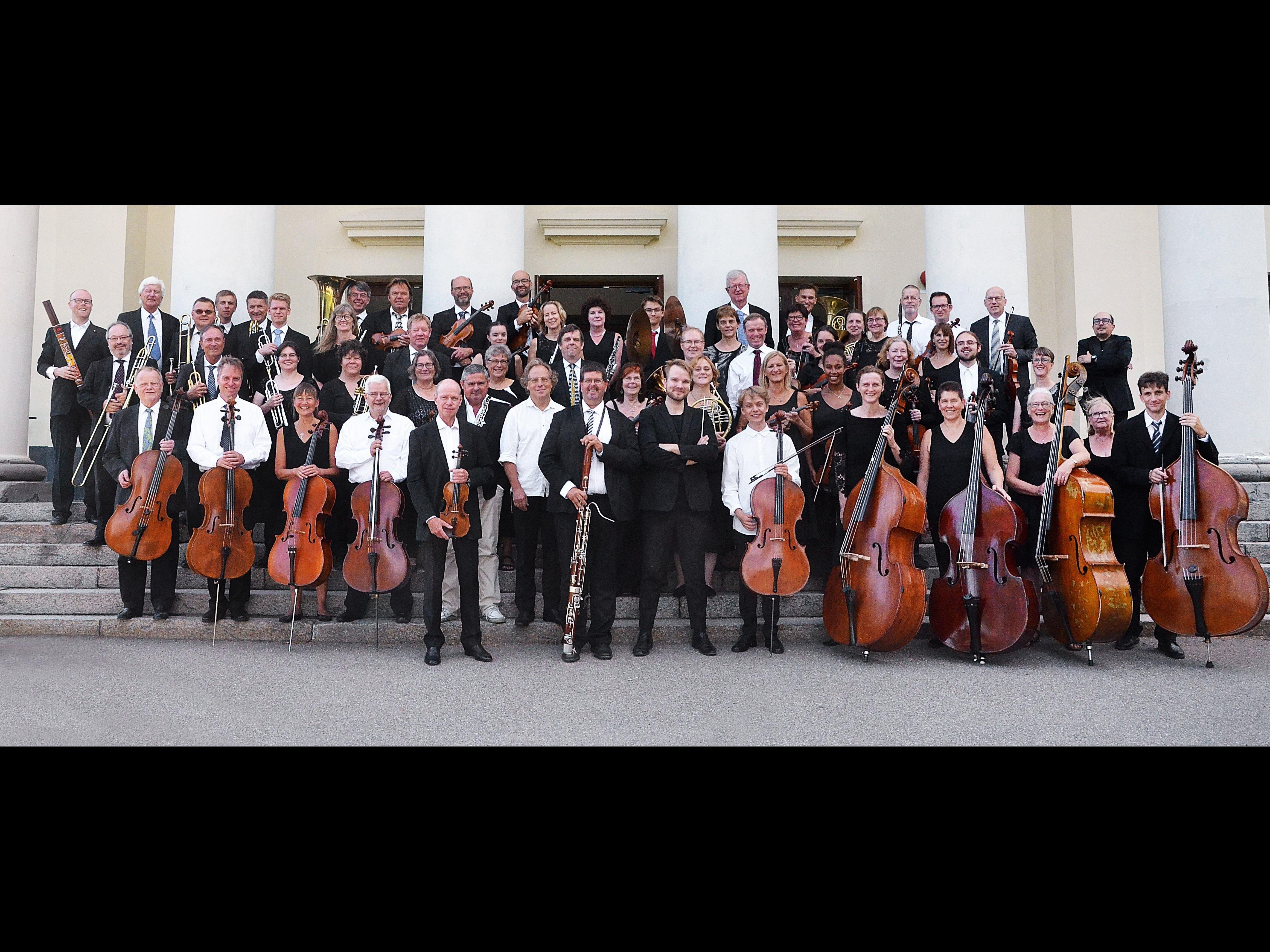Symfonisk Festkonsert Bergslagens Kammarsymfoniker