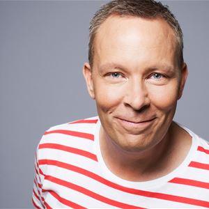 Humor: Patrik Larsson
