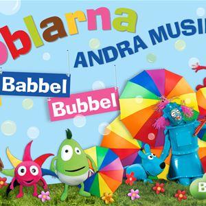 Babblarna Andra musikalen Bibbel Babbel Bubbel
