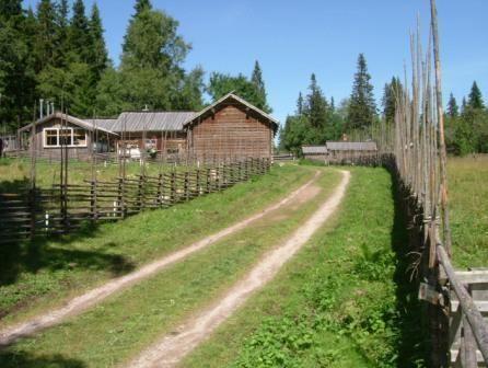 Fäbodgudstjänst i Skräddar-Djurberga fäbod