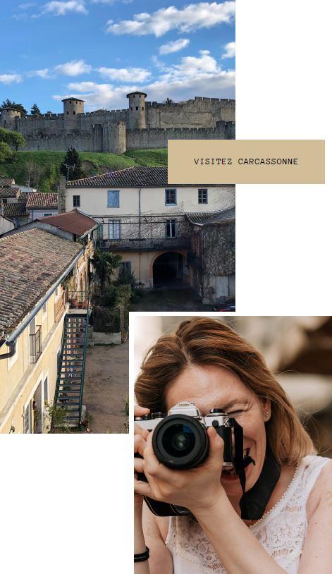 Visite guidée - Carcassonne Insolite - agence Pays d'Oc