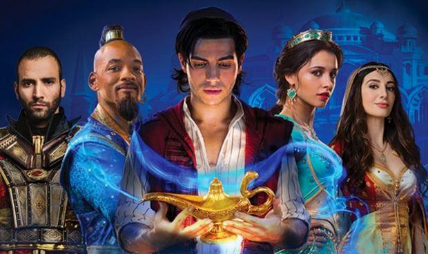 Bio: Aladdin