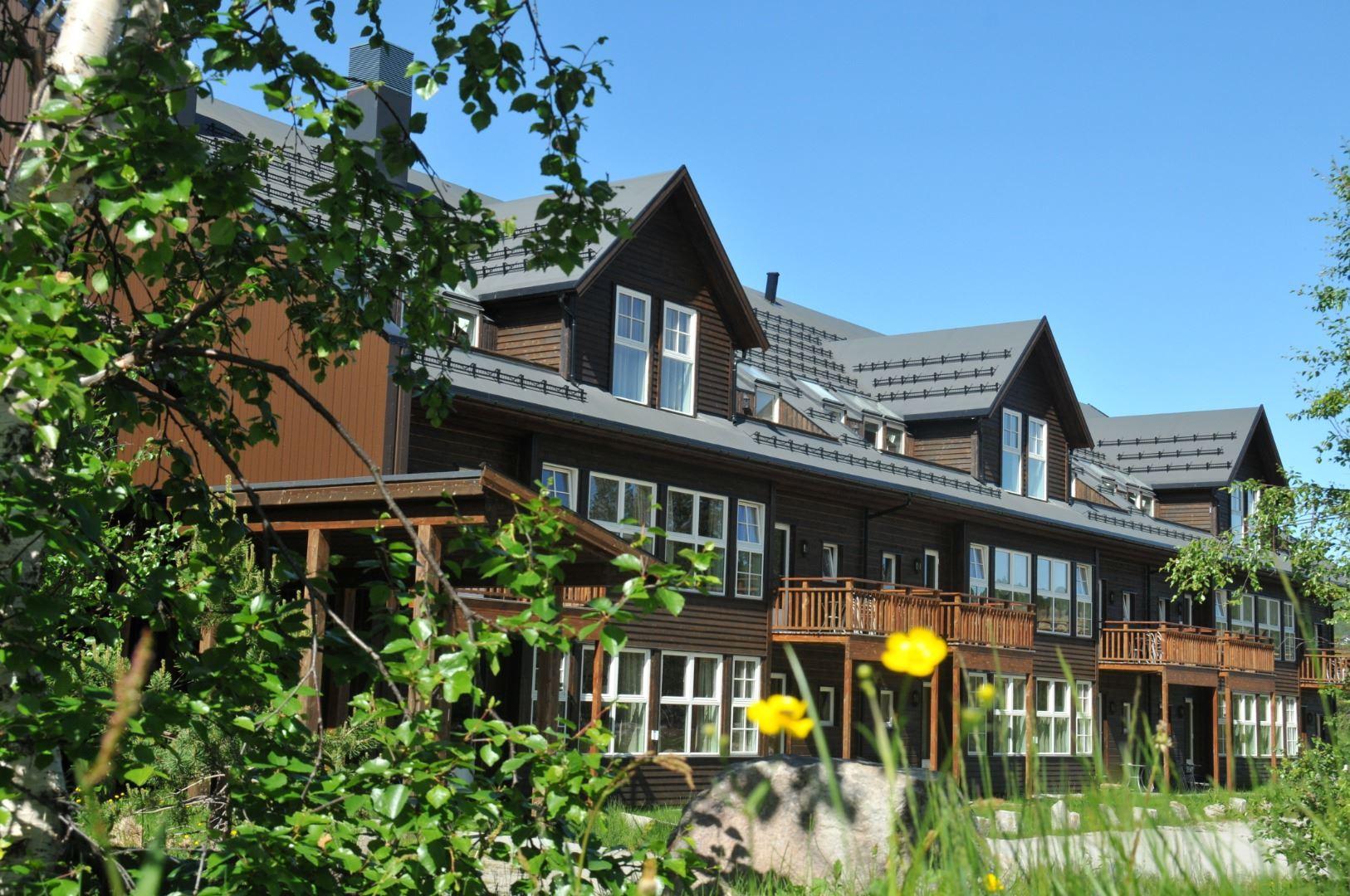 Hovden Resort - leiligheter og hotellrom