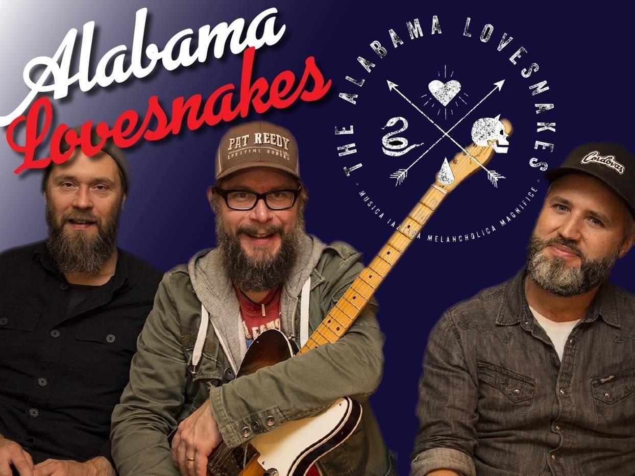 Hedemora Blues Jam + Alabama Lovesnakes