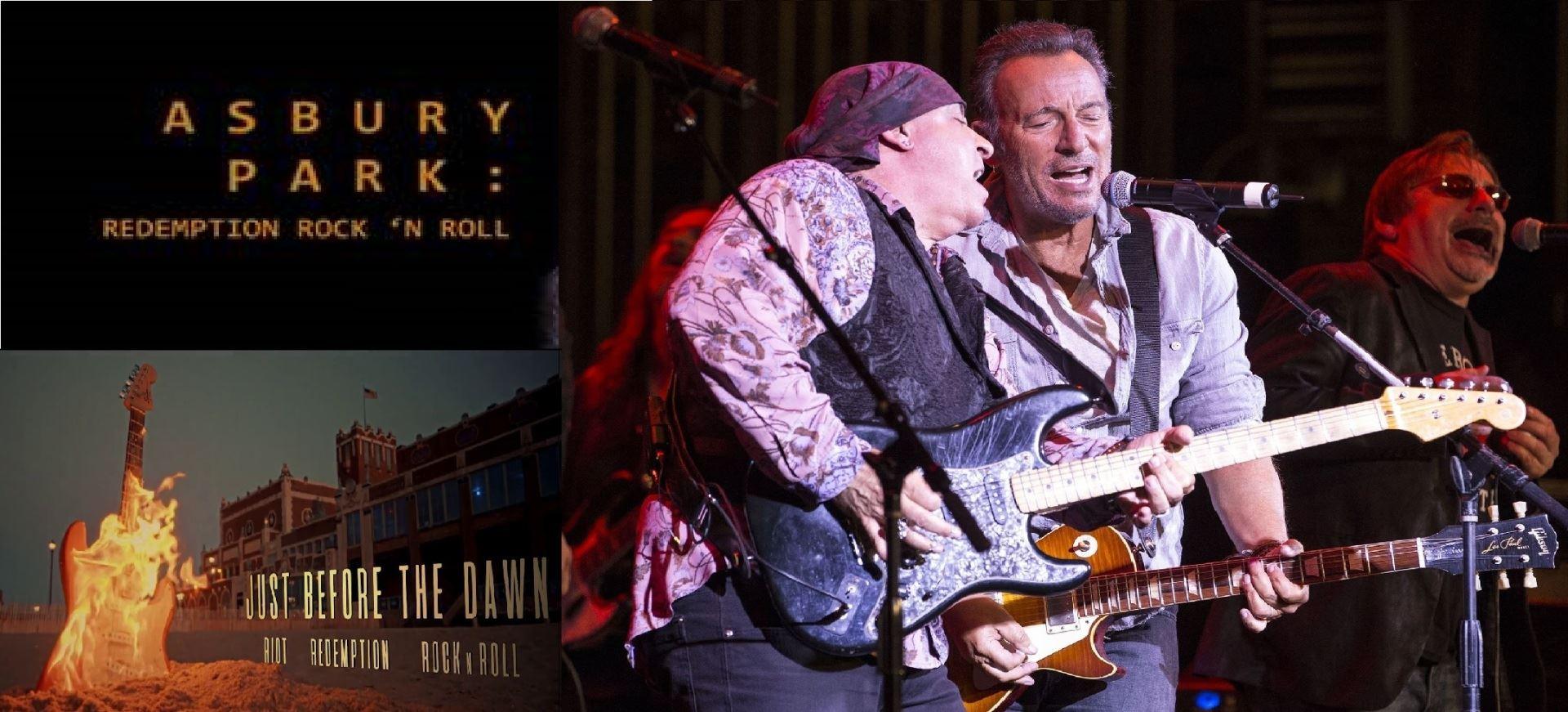 Live konsert med Bruce Springsteen