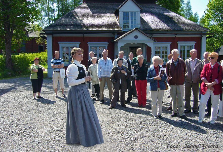 Guidad visning på Malingsbo Herrgård