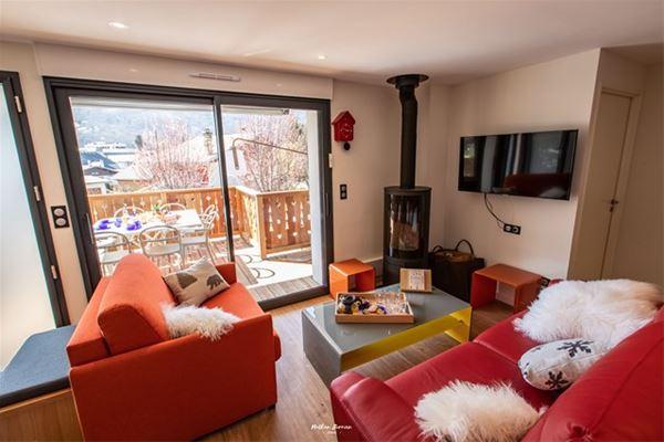 © Nathan Birrien, HPM146 - Votre appartement COSY dans le chalet HYGGE :