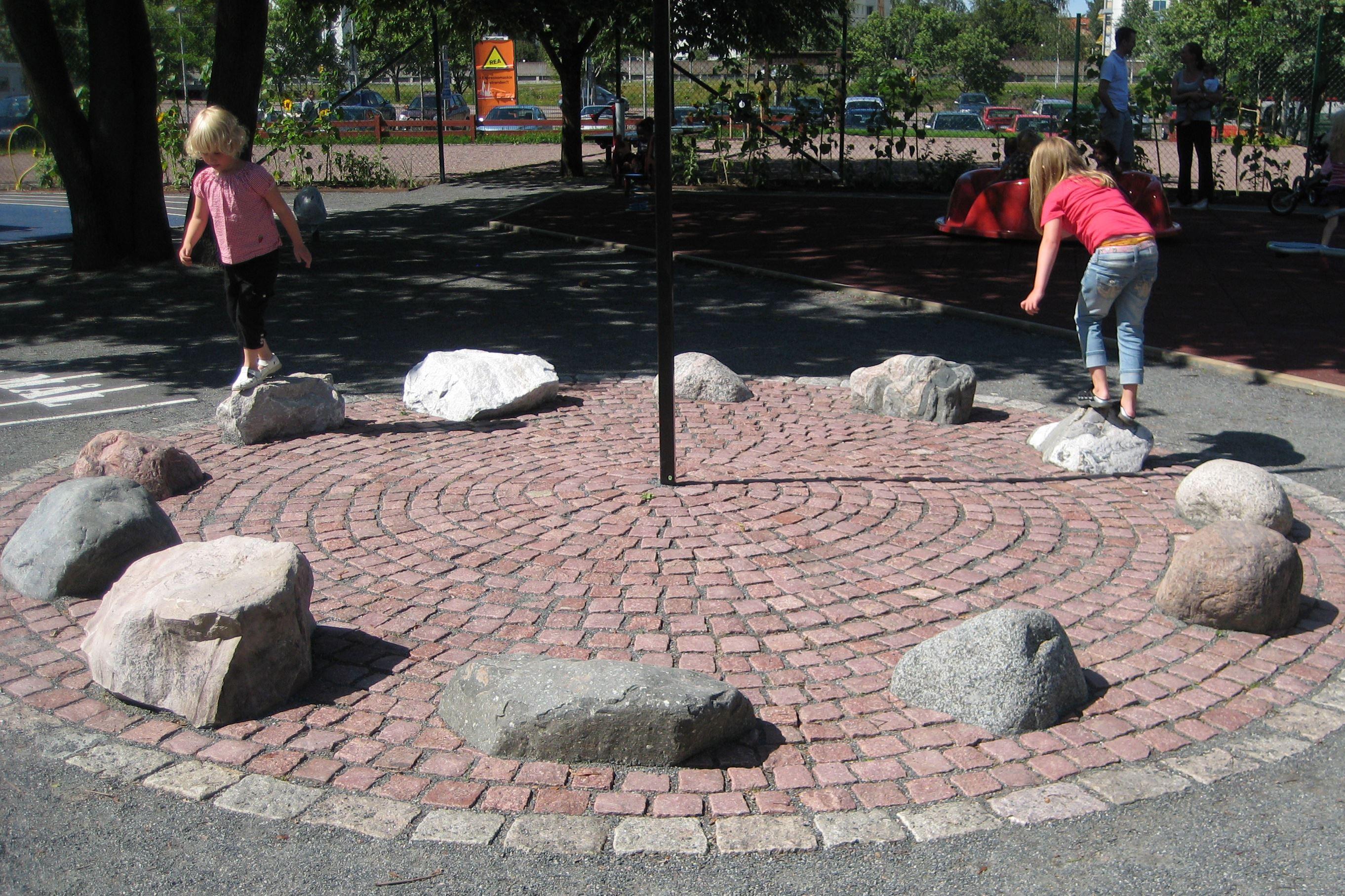 Stenarna i Stenparken berättar