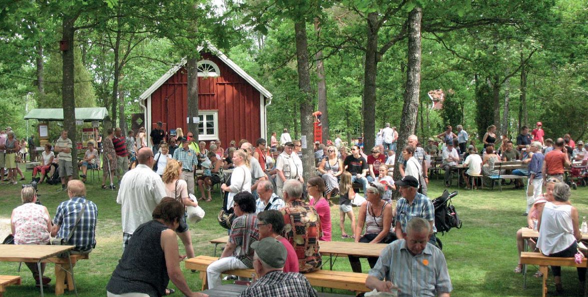 Hallaryd village festival