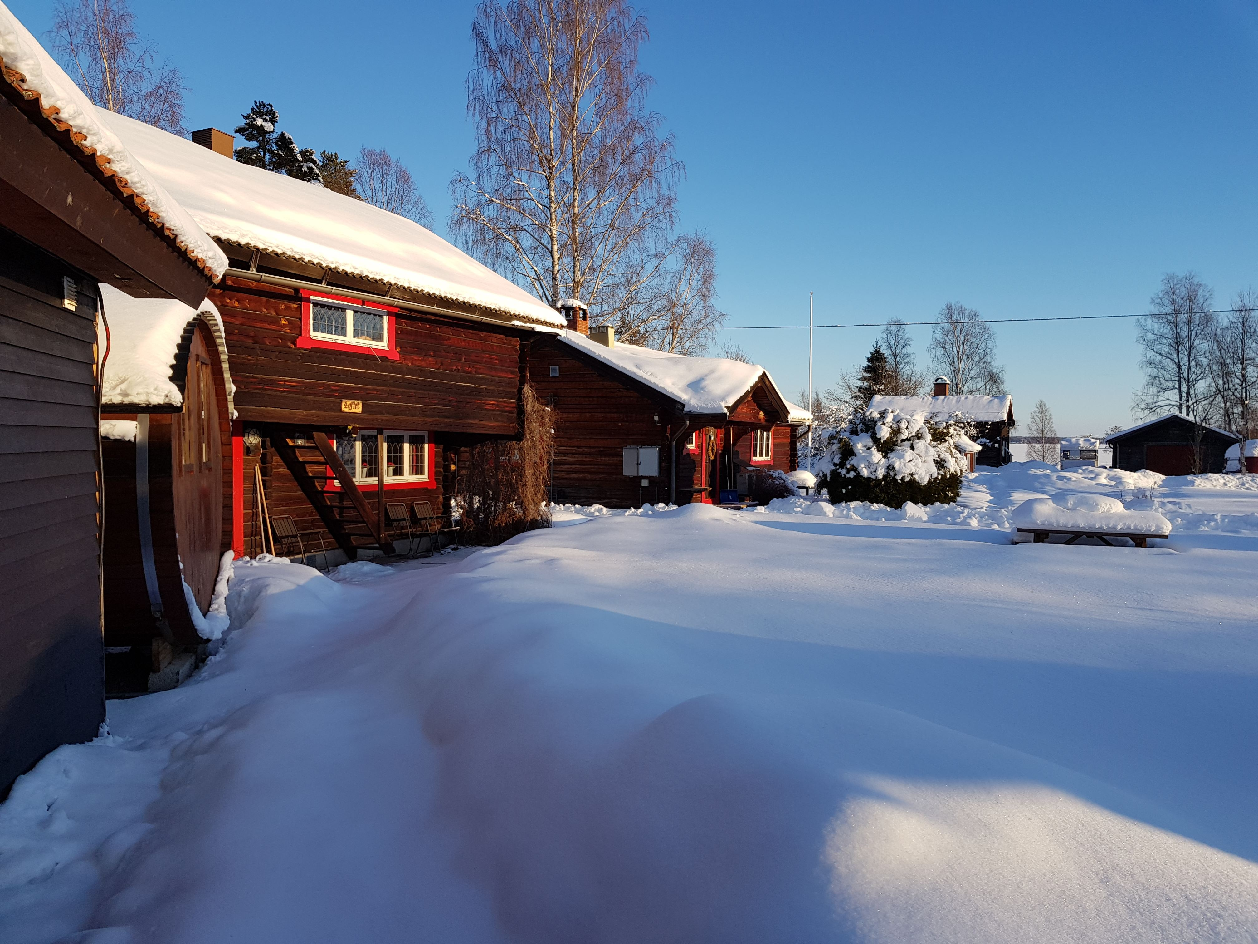 Åmåsängsgården Jugendherberge/Hostel