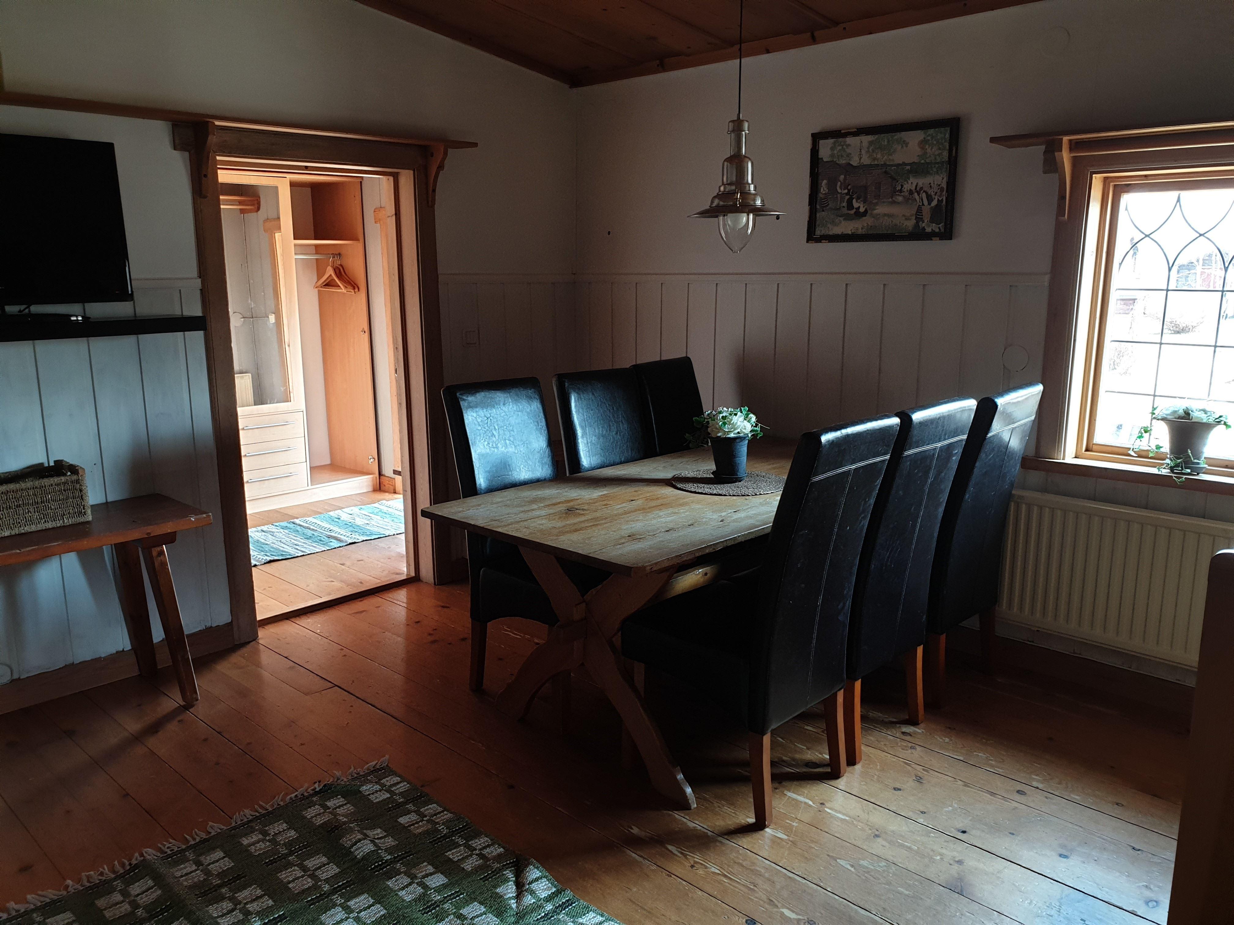 Åmåsängsgårdens Stugby, Mora/Cottages