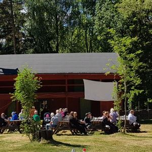 Fredriksbergs dag och Sikfest i Säfsenveckan