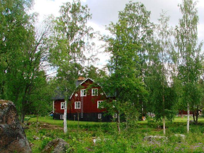 Enånger/Larsbogård, STF Vandrarhem