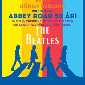 Södertälje firar The Beatles - Abbey Road 50 år