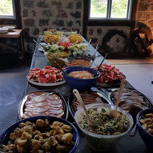 Mat och Musik i Smedjan