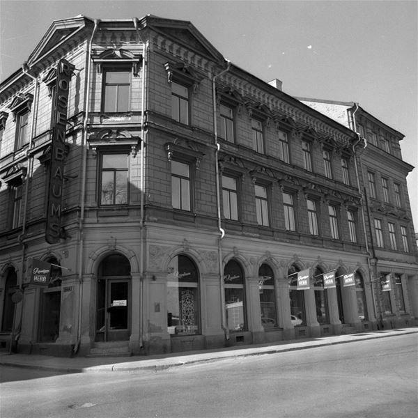 Sundsvalls museum Fotoarkivet, Rosenbaum