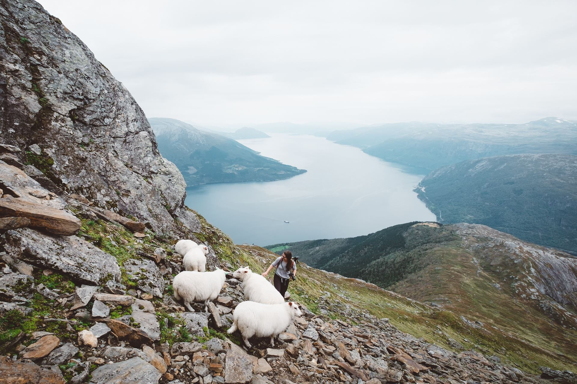© Outdoor Norway, Guided hike with Outdoor Norway