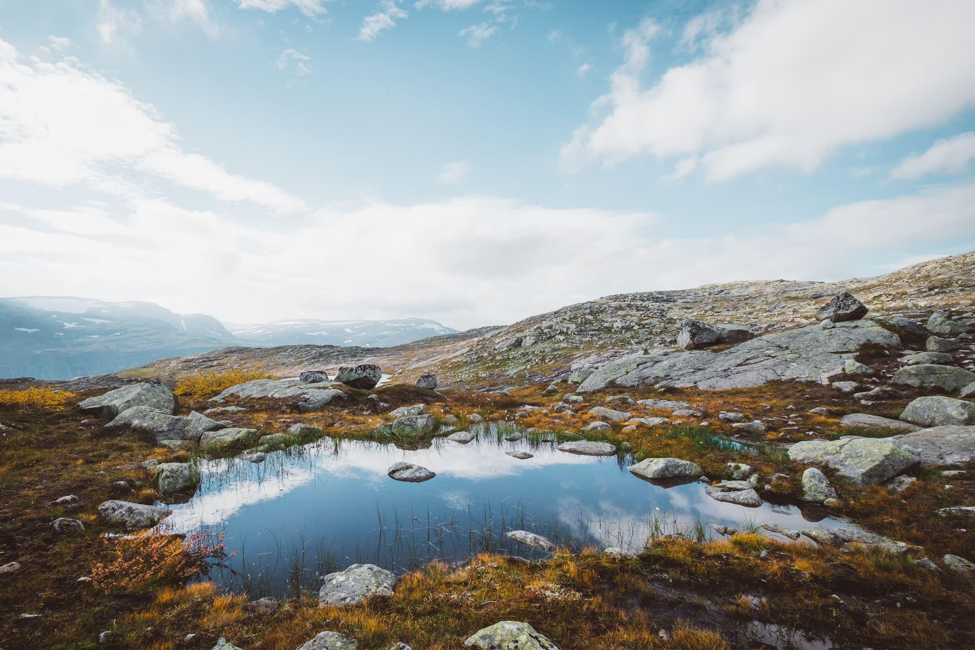 © Outdoor Norway, Guida vandretur til Oksen i Hardanger