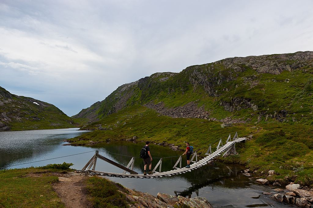 © Espen Haagensen, Guided hike to Kiellandbu