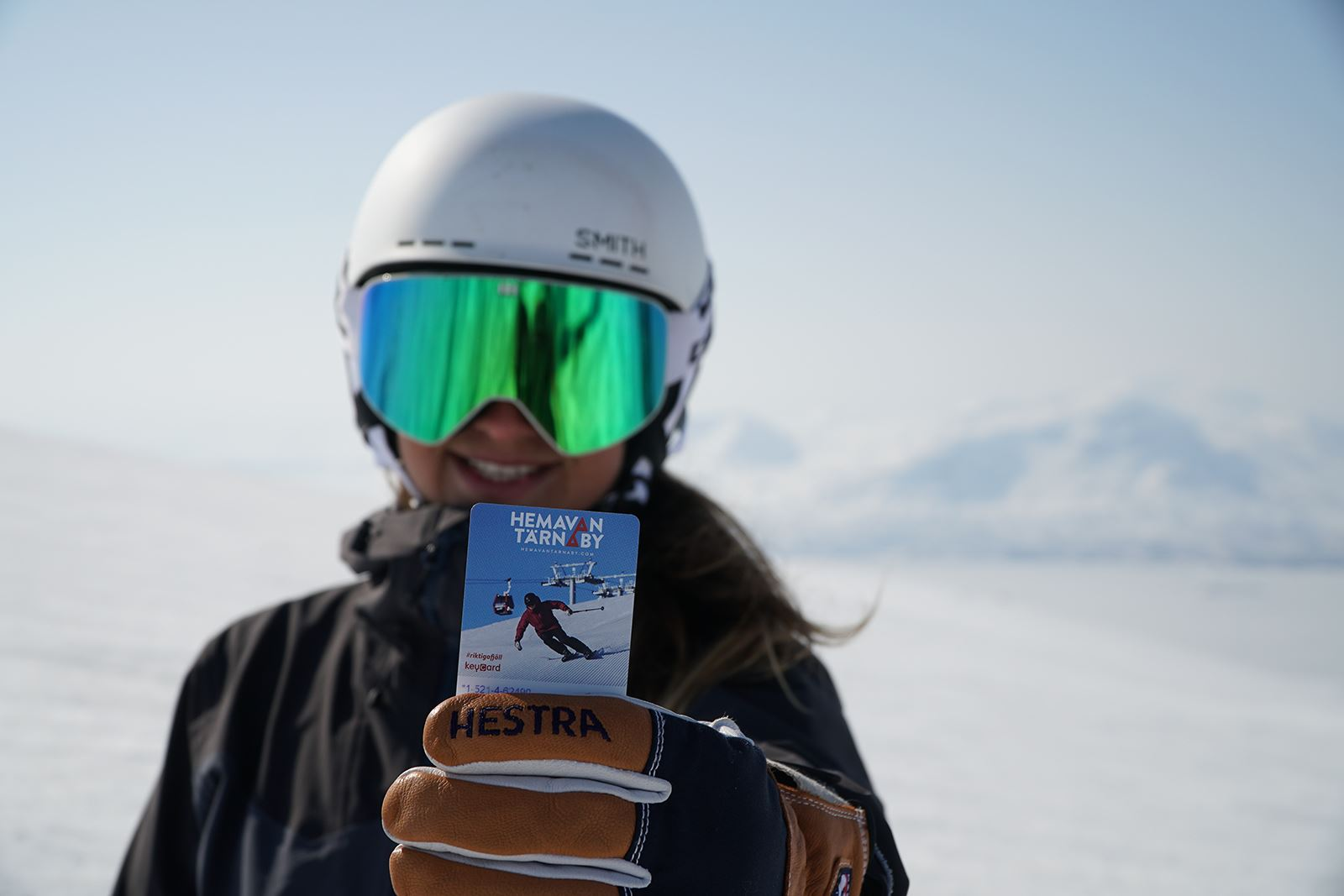 Skipass incl Key card (cabin owners)