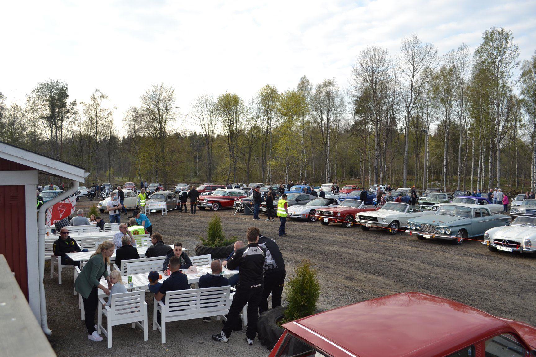 Car & Motorcycle meeting