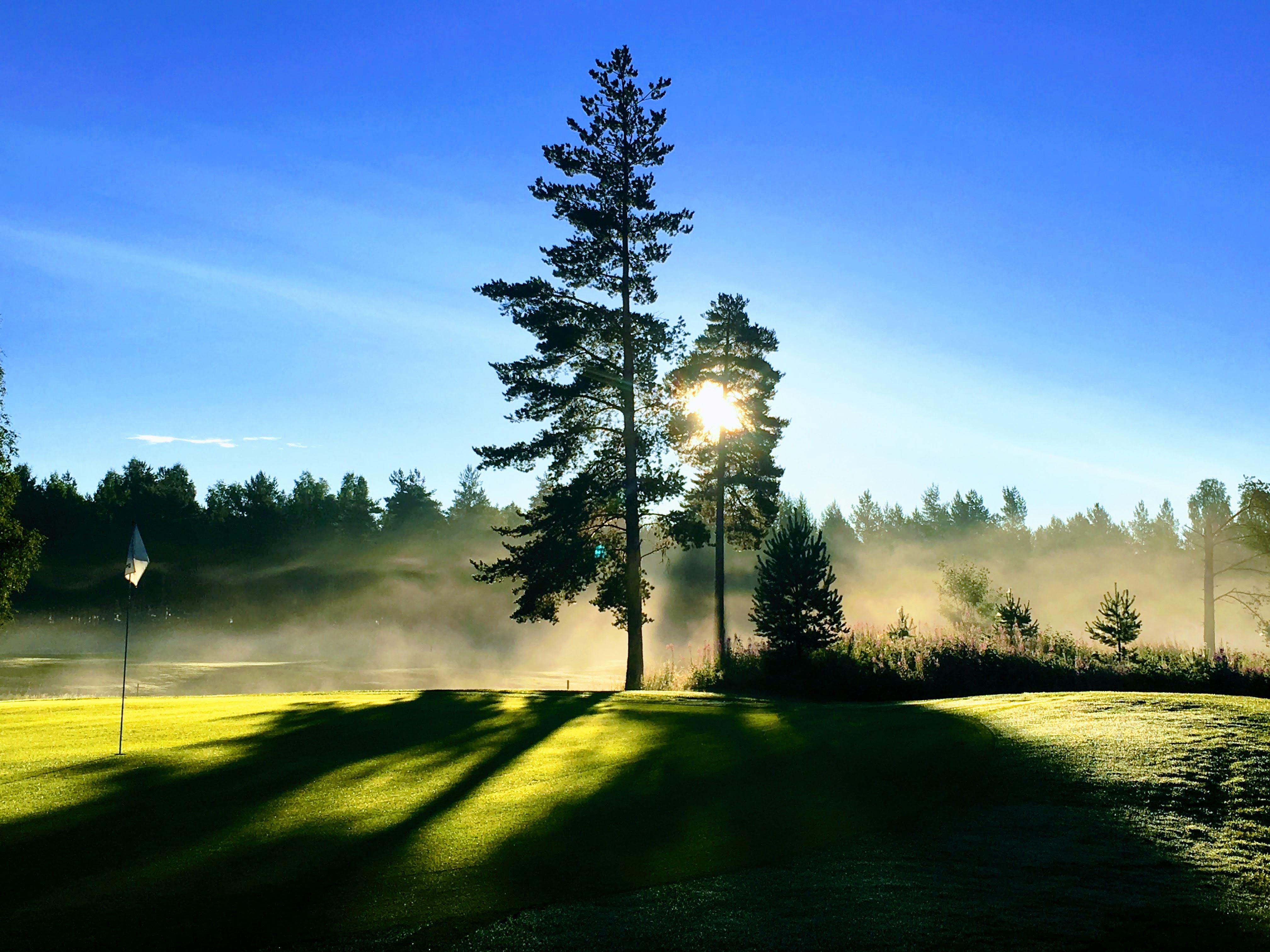 Golfresan on Tour