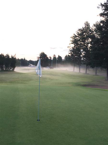 Golfveckan Mora Golfklubb